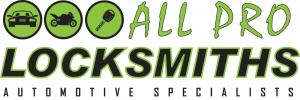 supporters all pro locksmiths logo